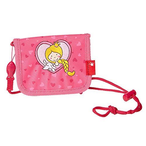 SIGIKID 24915 Brustbeutel Pinky Queeny Mädchen Kinder-Portemonnaie empfohlen ab 3 Jahren rosa