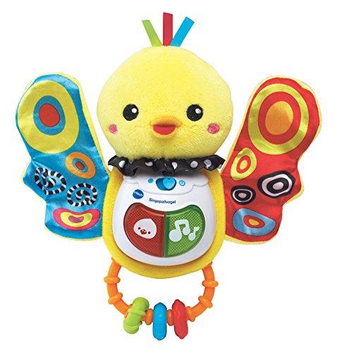 Vtech Baby 80-185304 - Singspaßvogel, bunt