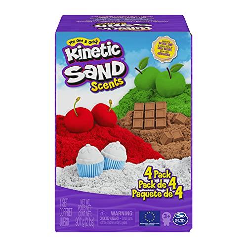 Kinetic Sand Duft Sand 4er Pack, 905 g