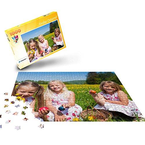 Fotopuzzle von fotopuzzle.de:Individuelles Puzzle mit bis zu 2000 Teilen selbst gestalten mit eigenem...