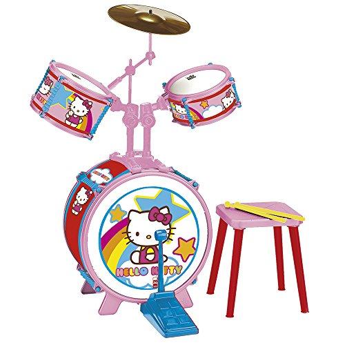 Hello Kitty Schlagzeugset
