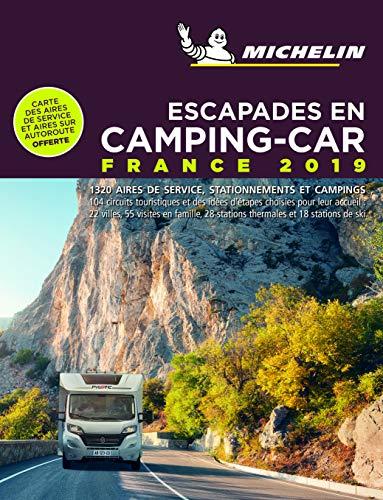 Michelin Camping Car France 2019: Camping Guides (Guías Temáticas)