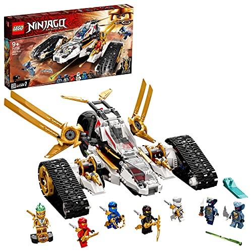 Lego 71739 NINJAGO Ultraschall-Raider