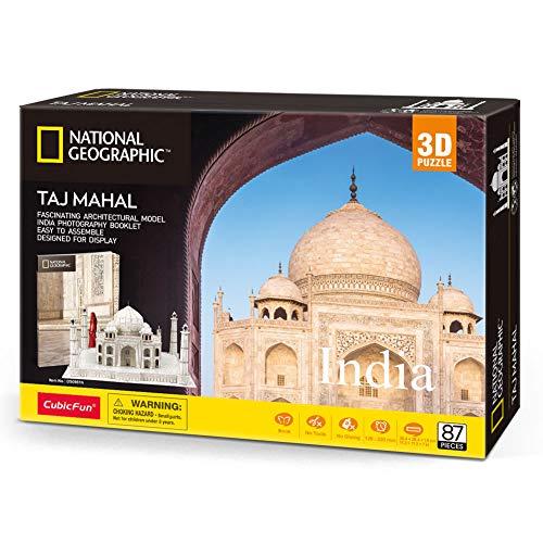 CubicFun 3D-Puzzle Taj Mahal (Tachan DS0981h)