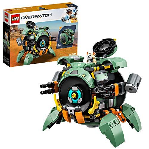 Action-Spielzeug 'Wrecking Ball' von LEGO Overwatch