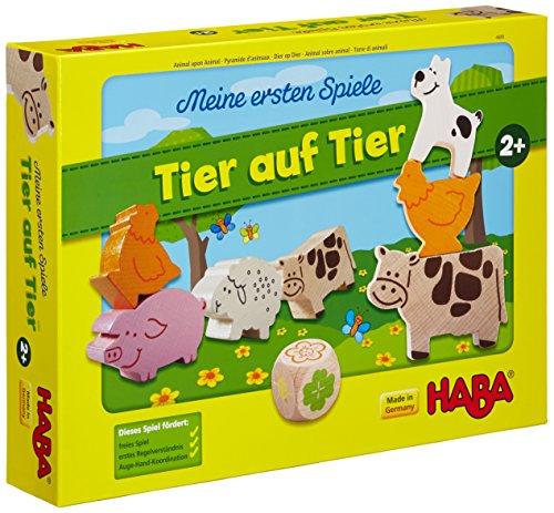 HABA: Meine ersten Spiele - Tier auf Tier