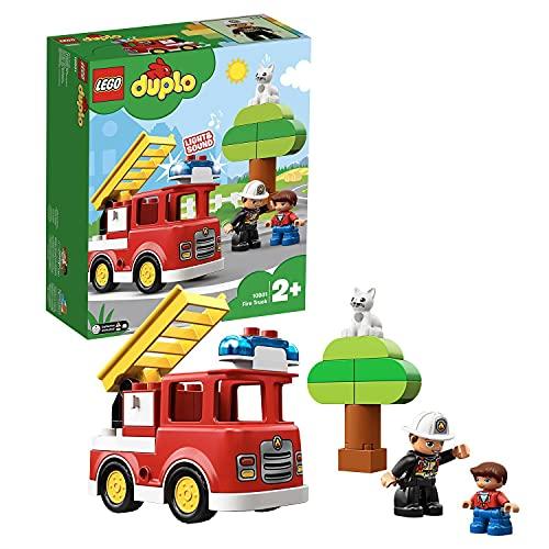 Spielzeug-Feuerwehr 'Feuerwehrauto' von LEGO duplo