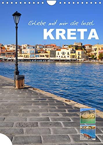 Erlebe mit mir die Insel Kreta (Wandkalender 2022 DIN A4 hoch)