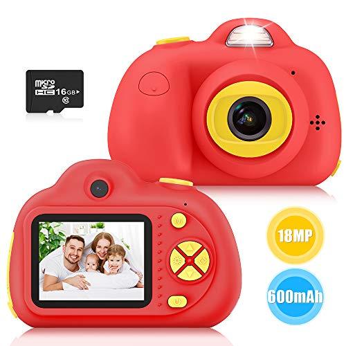 Kimy Spielzeug ab 3 4 5 6 7 Jahre Mädchen, Kinder Geschenke 3-10 Jahre Kinder Kamera Kinderspielzeug ab...