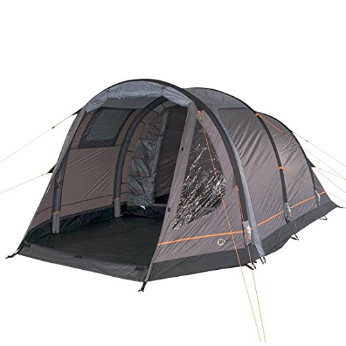 Portal Alfa 4 aufblasbares Campingzelt Tunnelzelt für 4 Mann Familienzelt wasserdicht mit 5000mm