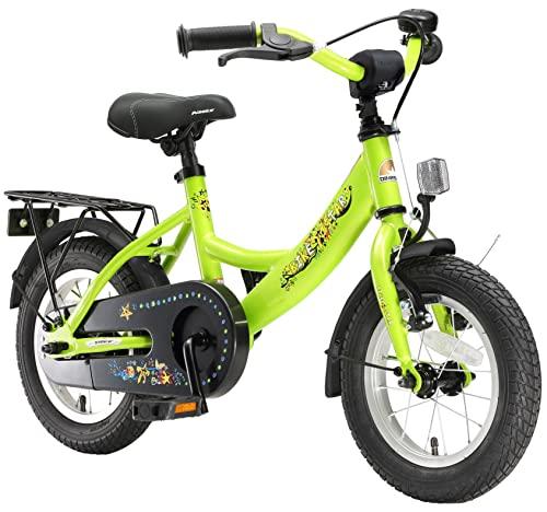 BIKESTAR Kinderfahrrad für Mädchen und Jungen ab 3-4 Jahre   12 Zoll Kinderrad Classic   Fahrrad für...