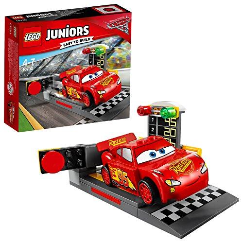 LEGO Juniors 10730 - Lightning McQueens Beschleunigungsrampe