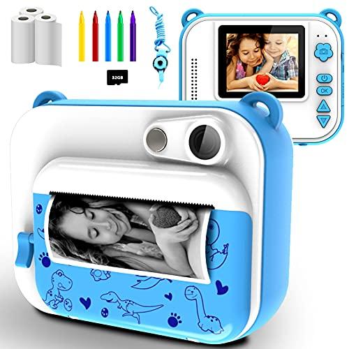 Kinder-Sofortbildkamera von Uleway