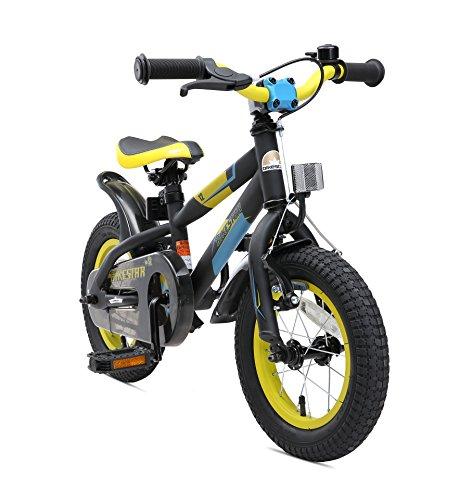 Bikestar Kinderfahrrad 12 Zoll