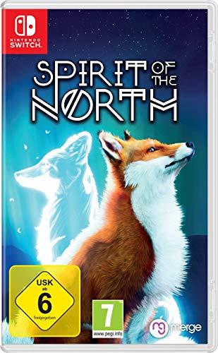 'Spirit of the North' für Nintendo Switch - freigegeben ab 6, empfehlenswert ab 8 Jahre