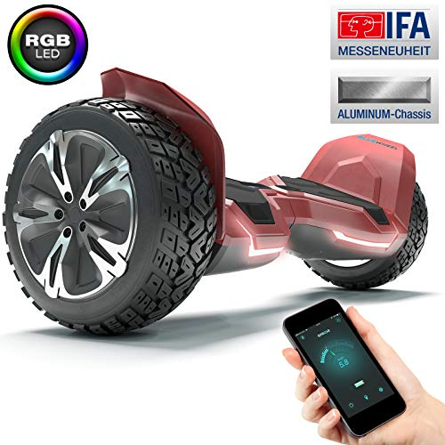 Bluewheel HX510 Hoverboard