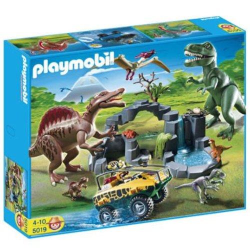 Dino und Vehicle
