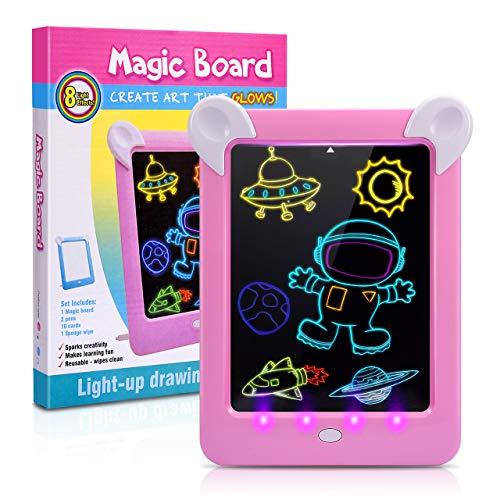 ATOPDREAM Geschenke für Mädchen ab 3-12,Spielzeug Mädchen 3-12Jahre Geschenke Mädchen 3-12 Jahre LCD...