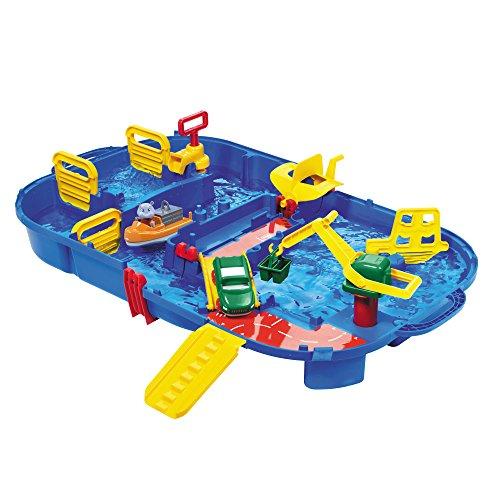 Wasserbahn 'Schleusenbox' von AquaPlay