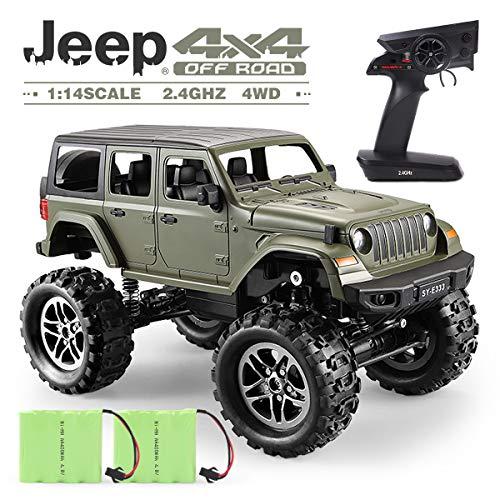 GILOBABY RC Autos Elektrisches Ferngesteuertes Spielzeugs, Remote Control Autos mit Live Übertragung 4WD...