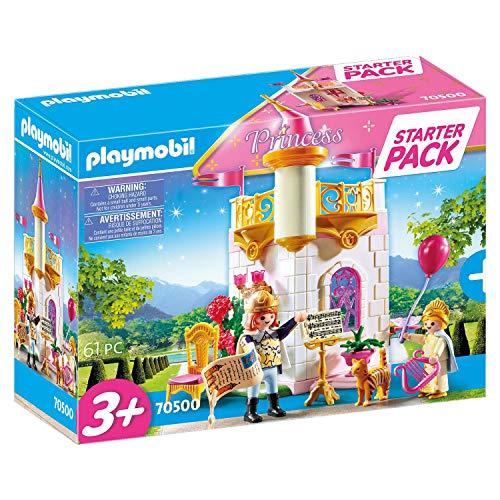 PLAYMOBIL Princess 70500 Starter Pack Prinzessin, Für Kinder ab 3 Jahren