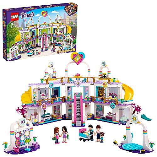 LEGO41450FriendsHeartlakeCityKaufhausBausetmit5Geschäftenund6Figuren-4Mini...