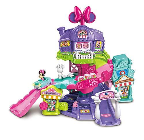 Vtech 80-521804 Tut Tut Baby Flitzer - Minnies Einkaufsabenteuer, Babyautos, Mehrfarbig