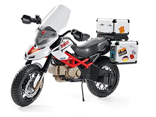 Peg Perego Motorrad Ducati Hypercross
