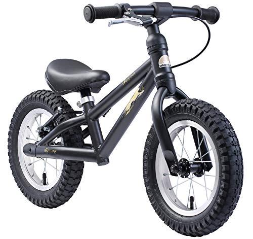 BIKESTAR Mountain Kinderlaufrad Lauflernrad Kinderrad für Jungen und Mädchen ab 3 - 4 Jahre   12 Zoll...