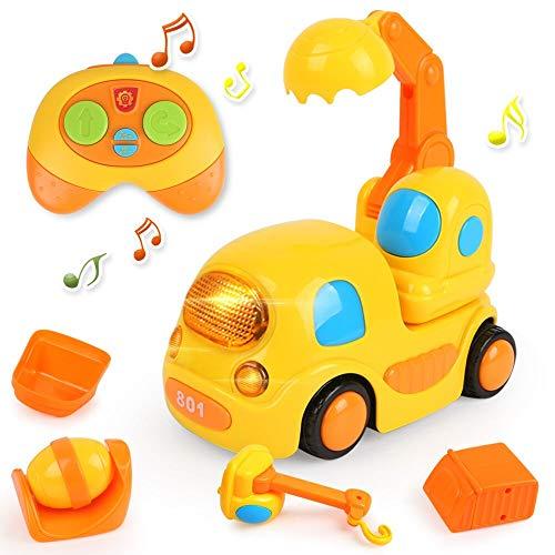 LBLA Spielzeug 2 Jährige Jungen,Ferngesteuertes Auto ab 2 Jahren,Spielzeug 3 Jahren Jungen,Kleinkind...