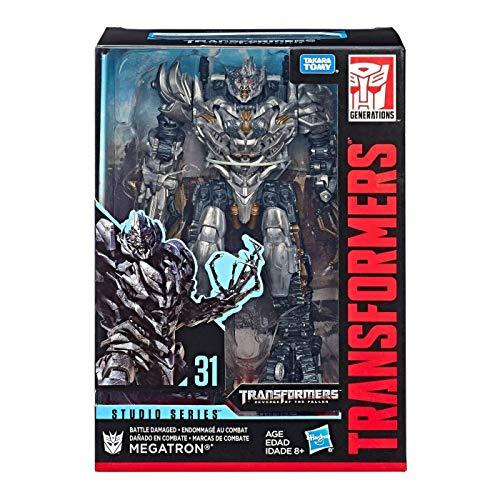 Transformers Studio Series Voyager Battle Damage Megatron (Revenge of The Fallen) Exclusive