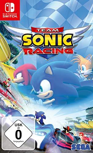 'Team Sonic Racing' für Nintendo Switch - freigegeben ab 0, empfehlenswert ab 5 Jahre