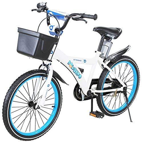 Actionbikes Kinderfahrrad Donaldo - 20 Zoll - V-Break Bremse vorne - Seitenständer - Luftbereifung - Ab...