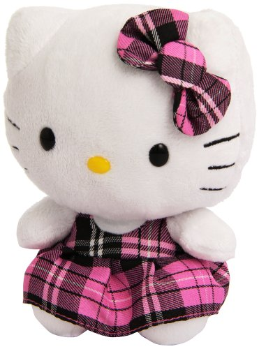 TY 40819 - Hello Kitty Baby-Schottenrock pink