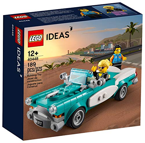 New Lego 40448 Ideas Vintage 50's Car 189pcs