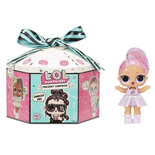 L.O.L. Surprise! 572824EUC Überraschungsgeschenk Serie 2 - 8 Überraschungen im Inneren -...