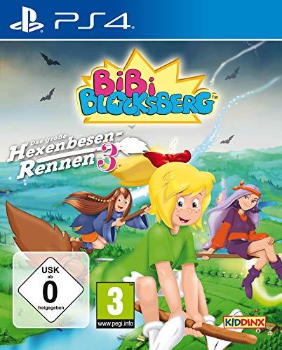 Bibi Blocksberg - Das große Hexenbesen Rennen 3 - PS4 [PlayStation 4]