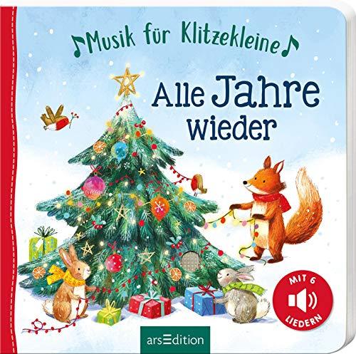 Musik für Klitzekleine: Alle Jahre wieder: Mit 6 Weihnachtsliedern