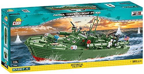 Cobi 4825 Patrol Torpedo Boat TP 1