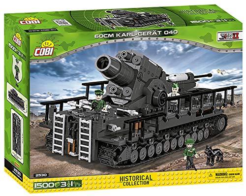 COBI 2530 Toys, Grau