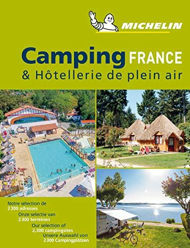 Michelin Camping France 2019: & Hotellerie de plein air (Guías Temáticas)