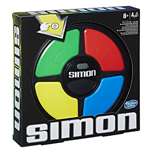 Hasbro Gaming–Klassische Spiel von Simon (b7962eu4)