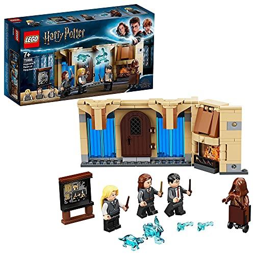 LEGO 75966 Harry Potter Der Raum der Wünsche auf Schloss Hogwart Bauset