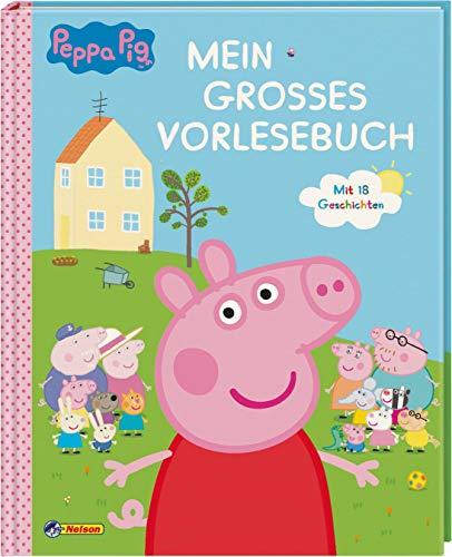 Peppa: Mein großes Vorlesebuch: Zum Vor- und Selberlesen (Peppa Pig)