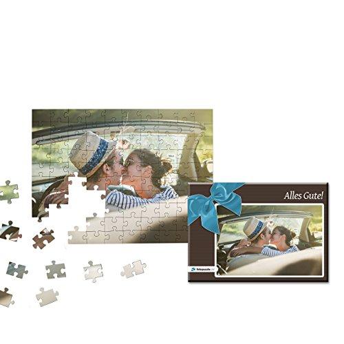 Fotopuzzle 100 bis 2000 Teile - Gestaltung jetzt direkt Hier - Das Puzzle mit eigenem Foto und...