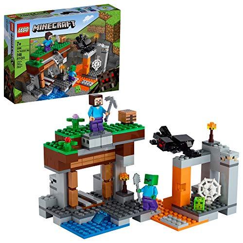 LEGO Minicraft 21166 - Die verlassene Mine (248 Teile)