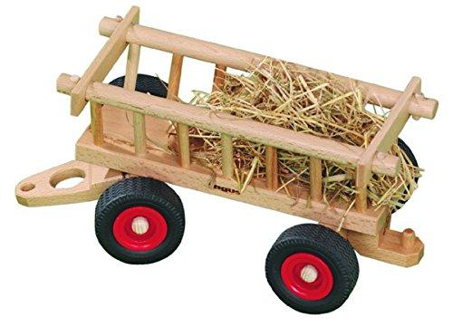 Fagus 10.23Holz Holz Spielzeug-Ziehen–Spielzeug Drag (Holz, Holz, Kinder/Mädchen, 4Reifen (S),...