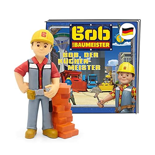 tonies Hörfigur für Toniebox, Bob der Baumeister – Bob der Küchenmeister, Hörspiel für Kinder ab 3...