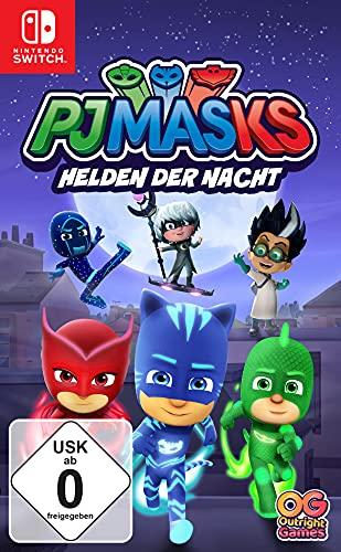 PJ MASKS: Helden der Nacht [Nintendo Switch]