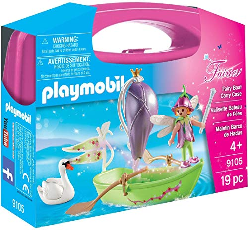 Playmobil 9105 Wiederverwendbare Boot-Fee